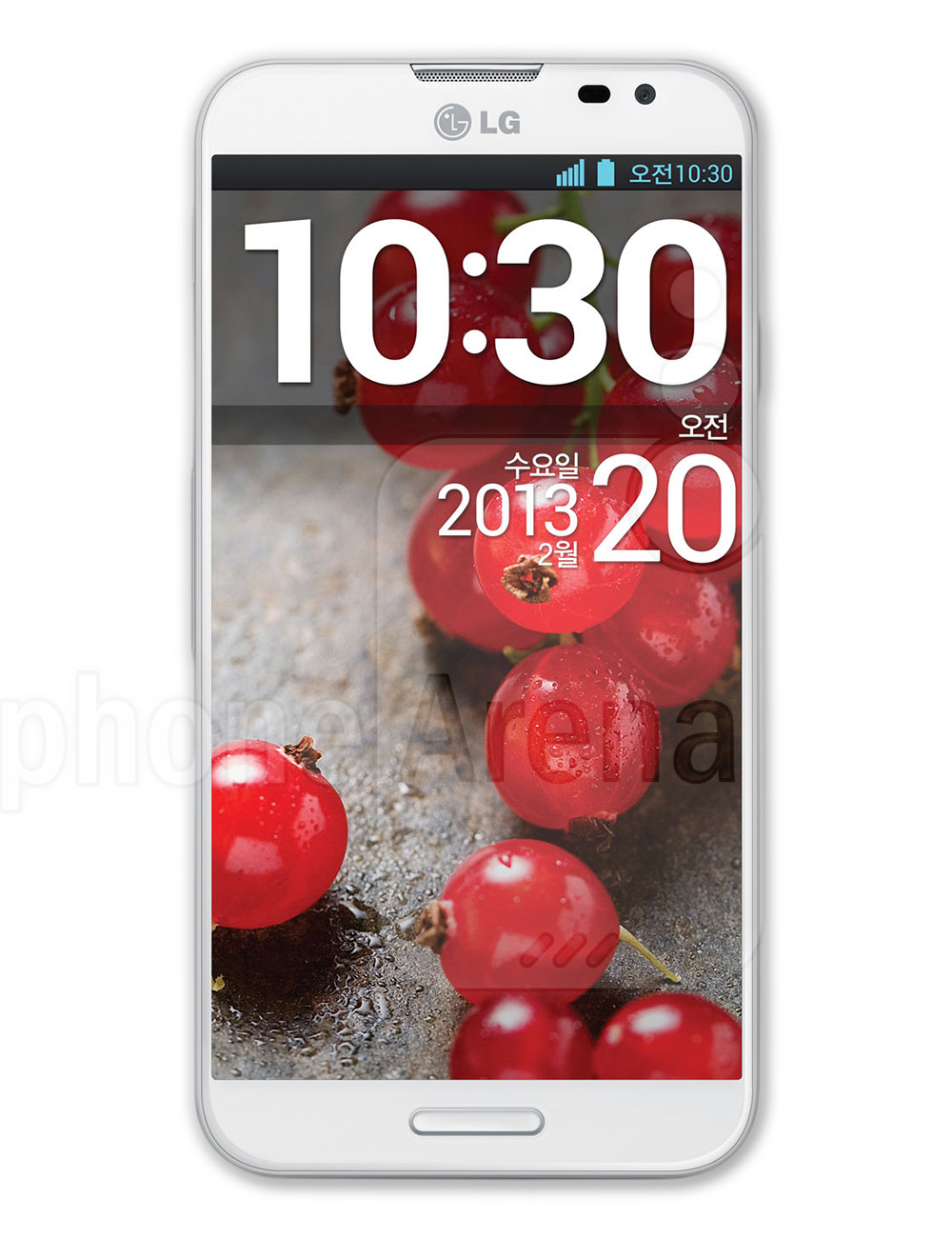 LG Optimus G Pro Officially Launched